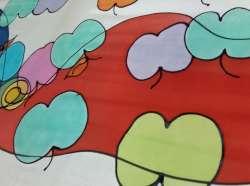 """Taller de Pintura sobre Seda """" El árbol de la Vida"""""""